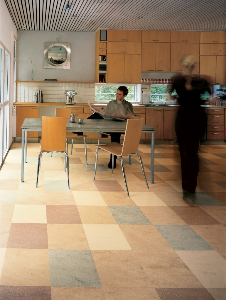 Cool Green Floor Ideas At The Marmoleum Clique