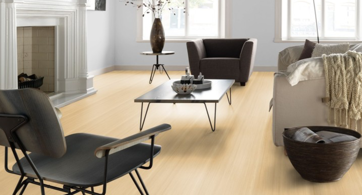 Marmoleum CinchLoc Click 3 comes in a wide variety of colors and designs.